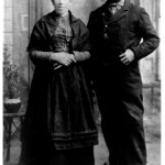 1900c- Daniel McP (Peddie) & Mary Smith