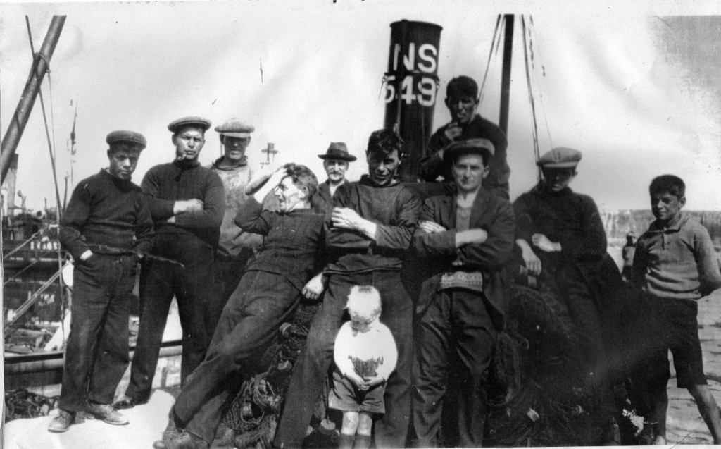 1936- Crew of SD CRAIGHEAD