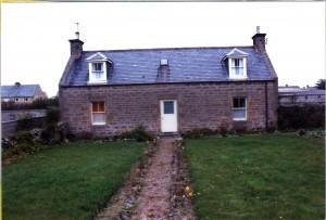 1970 - Weddershill Farmhouse