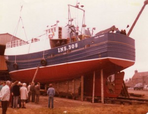 1981 - Fair Morn launch