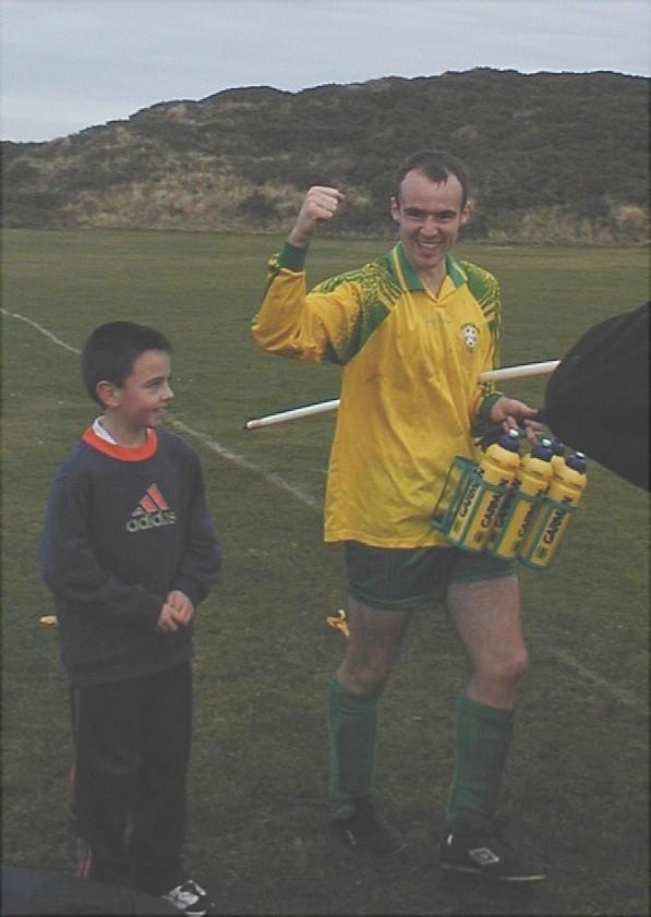 2004 - Dave McPherson & Jamie Bagley