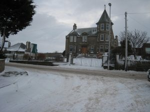 2010 - Neuk in winter