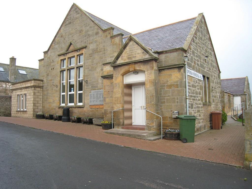 2005- Memorial Hall