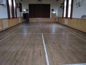 2011 - Main Hall