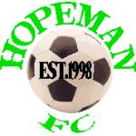 Old Hopeman FC badge