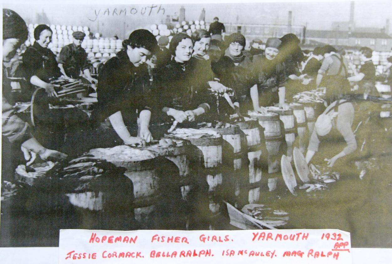 fisher girls
