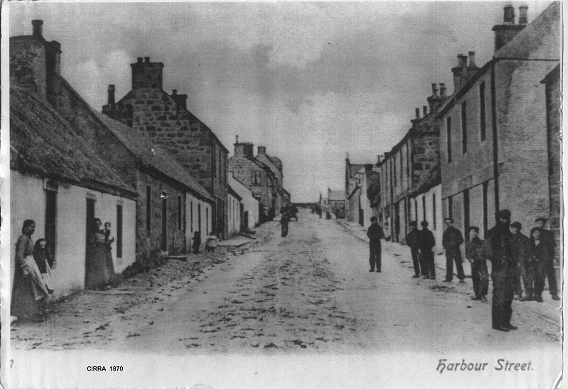 harbour street hopeman