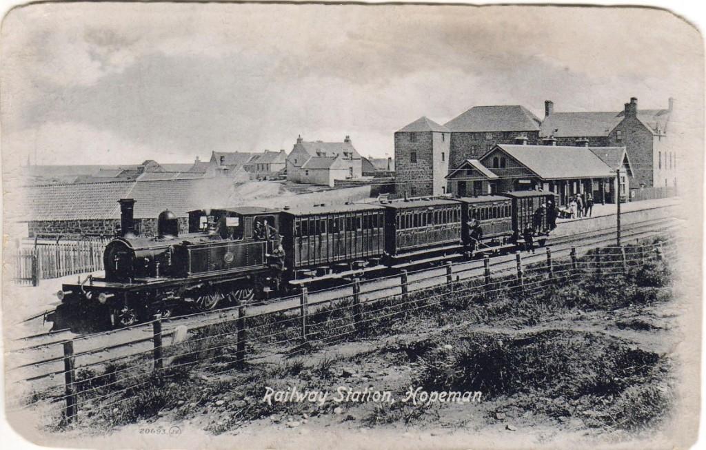 Hopeman Station
