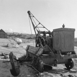 Hopeman Harbour Crane Restoration