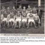 1950 - School Football Team
