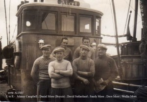 1958 - Alert Crew