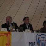 2008 - FC dinner - Craig Brown & Stevie McPherson