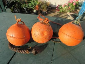 Iron Ball floats