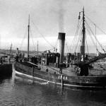 1930 - Sedulous INS 3 rounding the Barbers Island